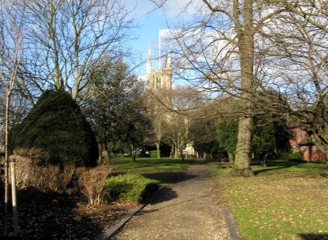 Croydon Parish Church (St John the Baptist)