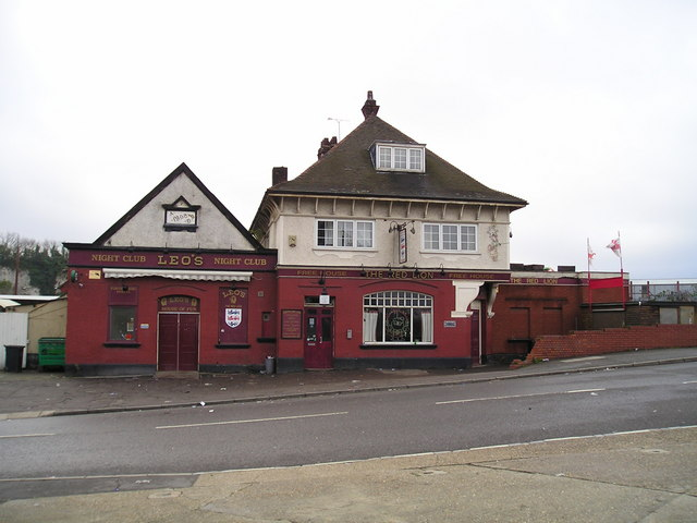 The Red Lion Pub, Gravesend
