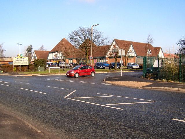 Garden Centre, Bradley Fold