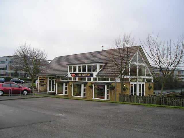 The Wharf Pub, Cotton Lake, Dartford