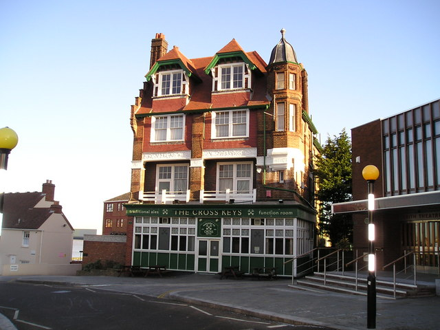 The Cross Keys Pub, Erith