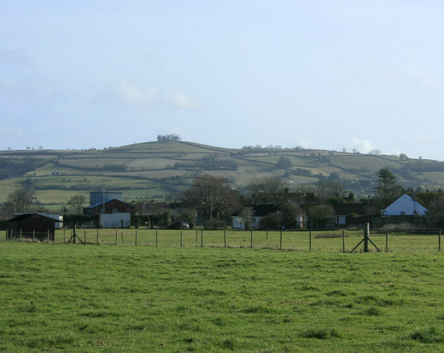 2010 : East from the A4 near Saltford