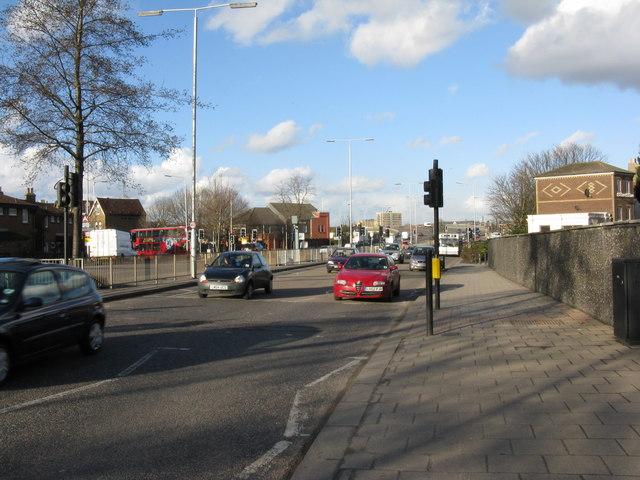 Croydon:  Roman Way