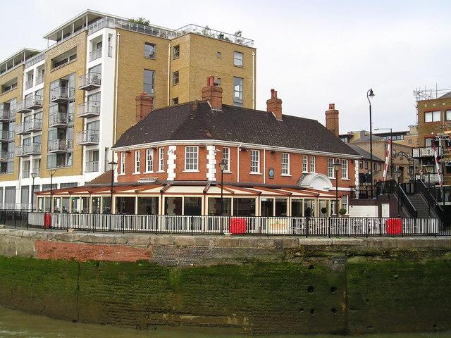 The Narrow Pub, Limehouse