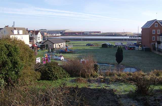 Children's playground, Gorleston