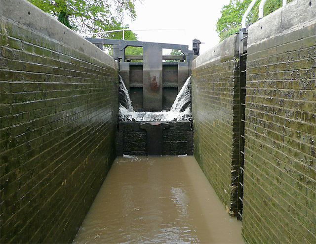 Hurleston Locks No 1, Llangollen Canal, Cheshire