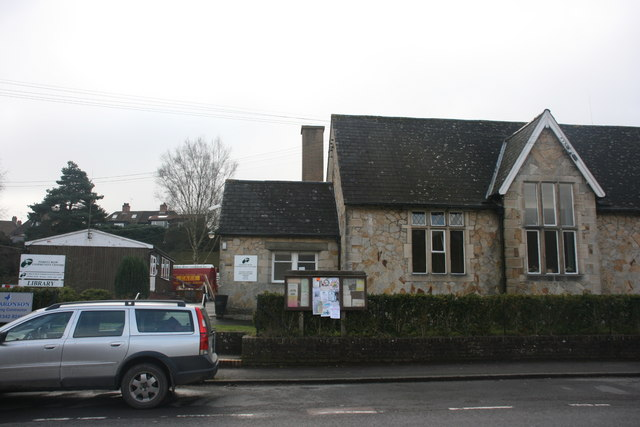 Forest Row Library & Community Centre