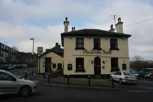 Foresters Arms, Hartfield Rd
