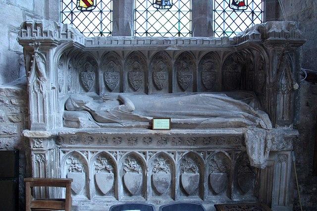 Pauncefot tomb