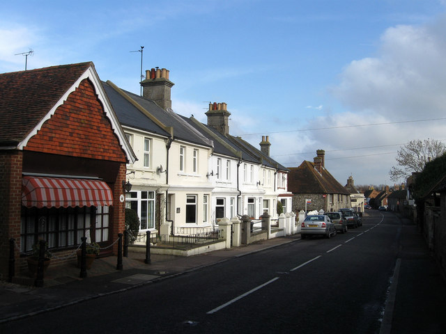 Castle Terrace, High Street, Pevensey