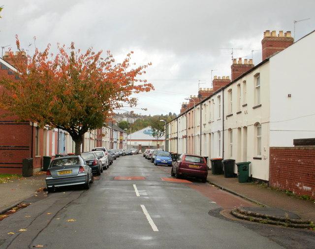 Agincourt Street, Crindau, Newport