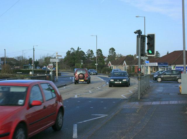 2010 : A4 at Saltford