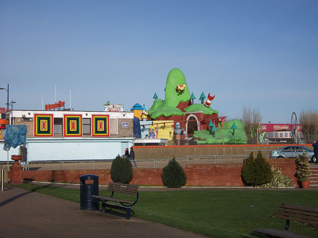 Children's Fun Park, Great Yarmouth