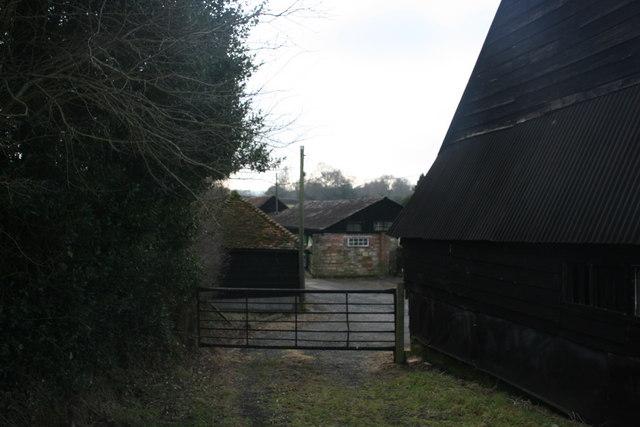 Farmyard, Burnthouse Farm