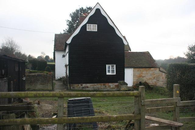 Farmhouse, Burnthouse Farm