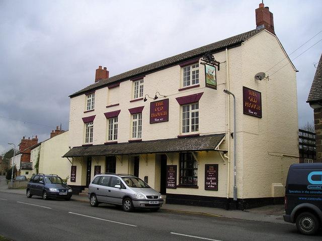 The Olde Plough Pub, Braunston