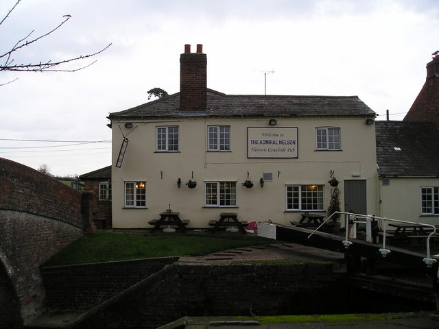 The Admiral Nelson, Braunston