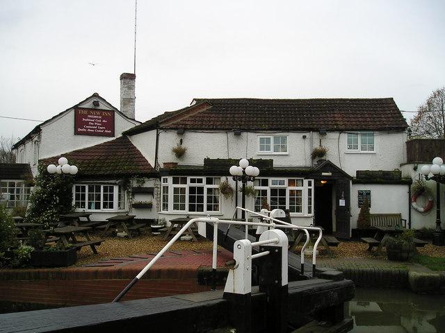 The New Inn Pub, Long Buckby
