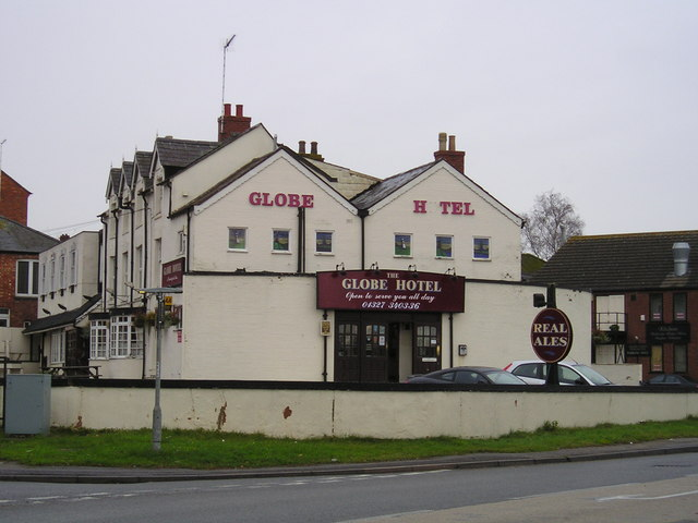 The Globe Hotel and Pub, Weedon