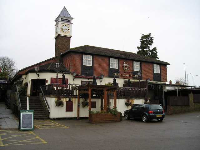 The Crossroads Pub, Weedon