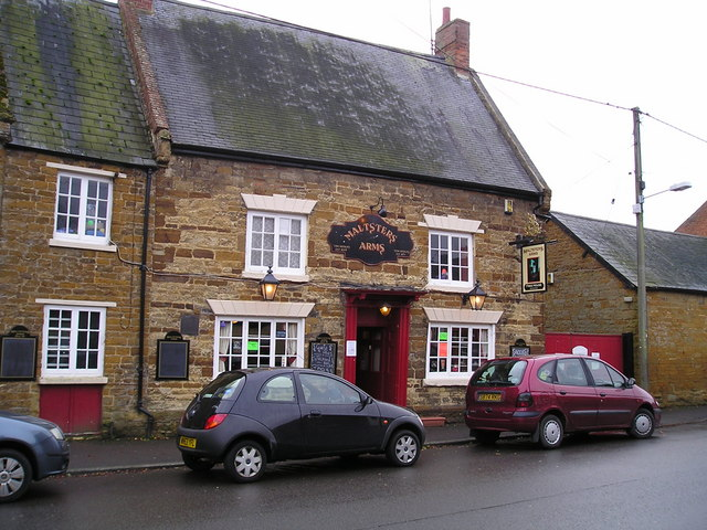 The Maltsters Arms Pub, Weedon Bec