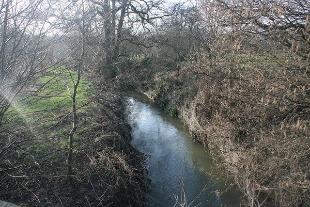 River Medway near Brambletye