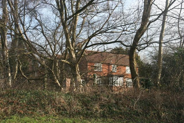 Farmhouse, Brambletye Manor Farm