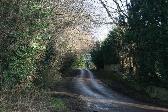 Brambletye Lane