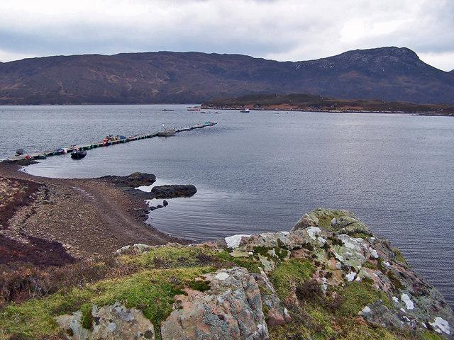Loch an Eilean, Heaste