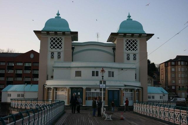 The Pavilion, Penarth Pier