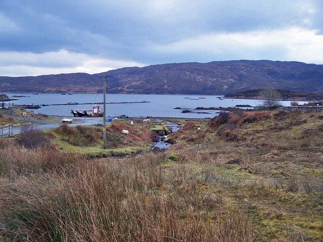 Loch an Eilean, Heast