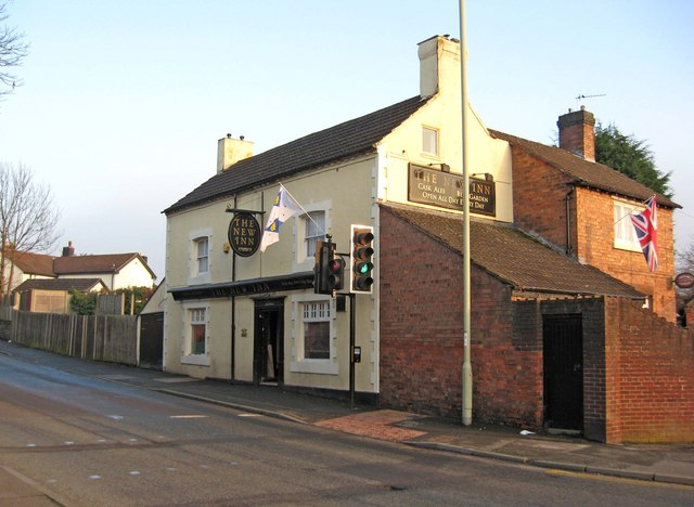 The New Inn, 2 Stafford Road