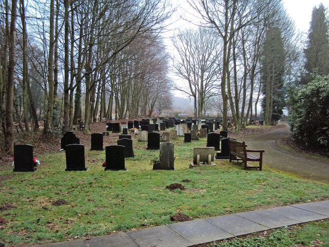 Newstead Cemetery - 2
