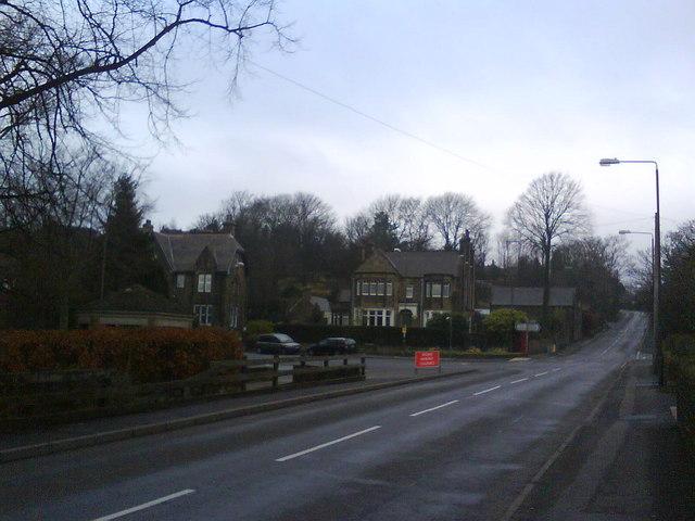 Norfolk Street, Glossop