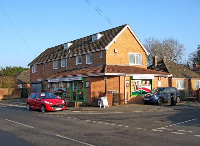 Costcutter local supermarket, 5 Salters Lane