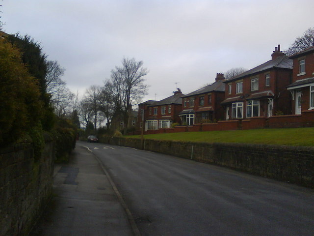 Hall Meadow Road, Glossop