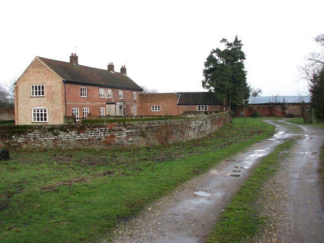 Manor Hall Farmhouse