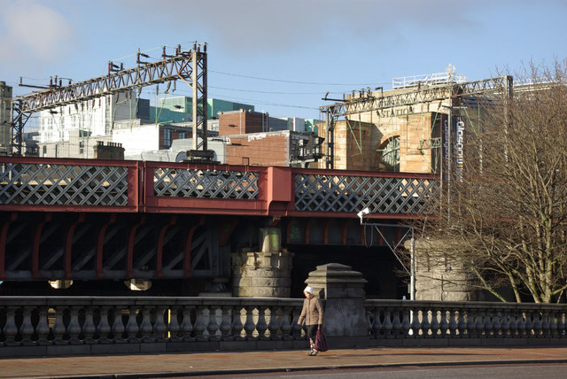 Bridges at Glasgow