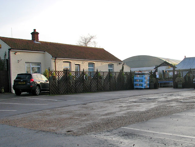 Moulton Nurseries and Plant Centre in Acle Road