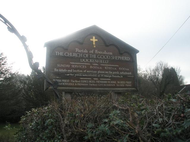 The Parish Board, Dockenfield