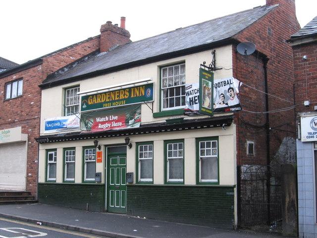 Clay Cross - Gardeners Inn
