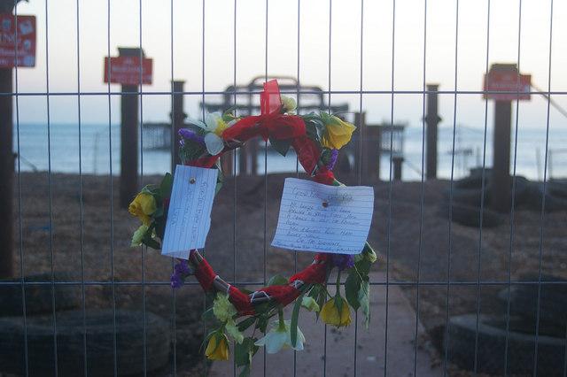 RIP West Pier Brighton