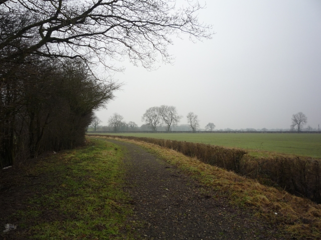 Bridleway from Moor Lane to B1224