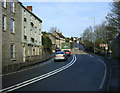 ST6866 : 2010 : A4 entering Saltford on Bath Road by Maurice Pullin