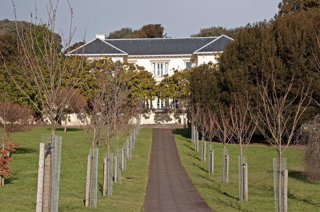 Pound's House - Plymouth