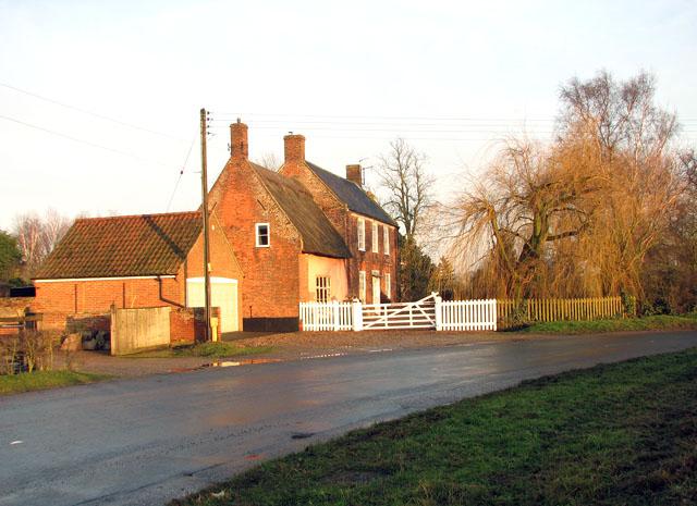 Lower Green Farm in Freethorpe