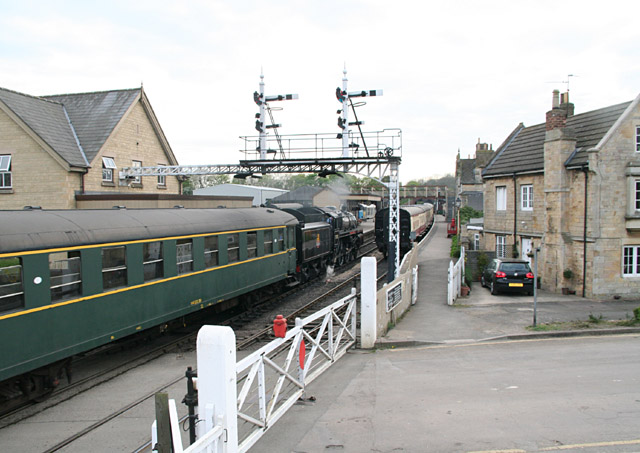 Wansford Station