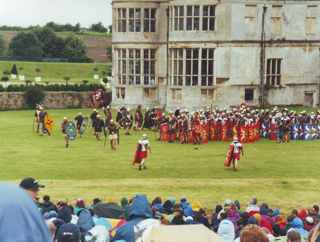 History in Action, Kirby Hall