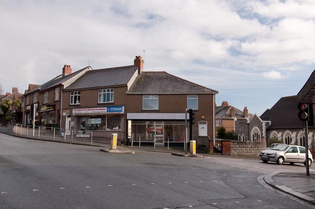 Peverell Park Corner - Plymouth