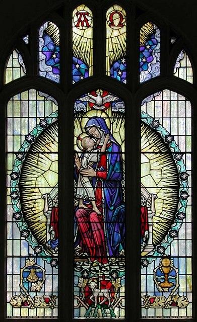 St Mary, Brentmead Gardens, West Twyford